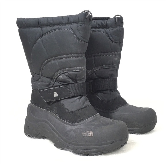 The North Face Other - The North Face Boys Kids Snow Boots Size 4